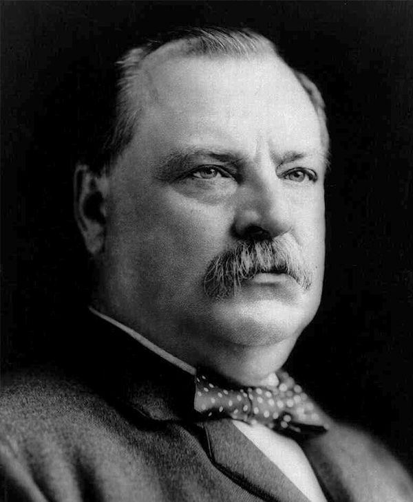 "<div class=""meta ""><span class=""caption-text "">Labor Day became a national holiday in 1894 after President Grover Cleveland signed a bill. (Wikimedia Commons)</span></div>"