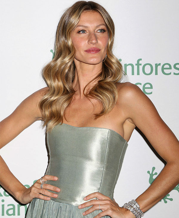 1. Gisele Bundchen &#36;45 million <span class=meta>(Greg Allen &#47; AP)</span>