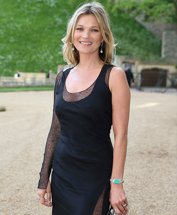 4. Kate Moss &#36;7 million <span class=meta>(Chris Jackson &#47; AP)</span>