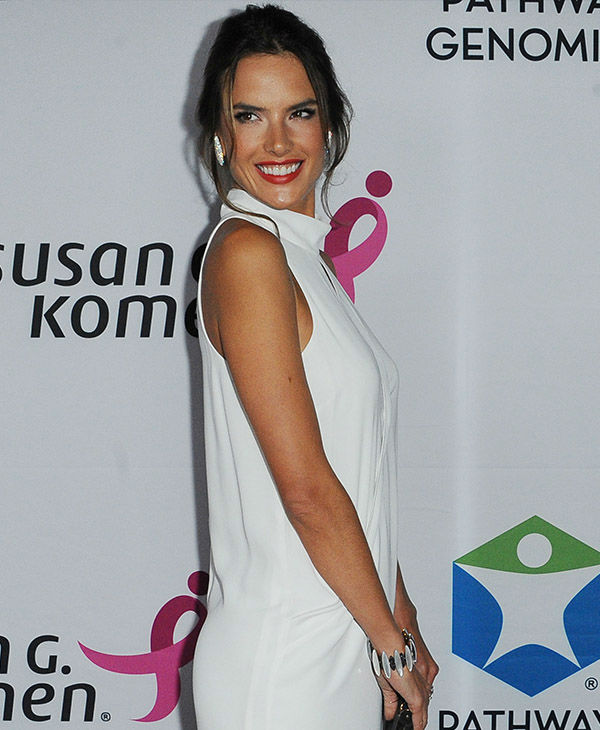 8. Alessandra Ambrosio &#36;5 million <span class=meta>(Katy Winn &#47; AP)</span>