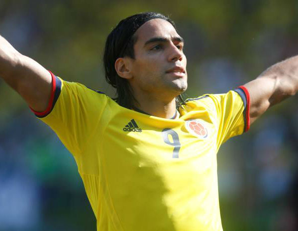 "<div class=""meta ""><span class=""caption-text "">COLOMBIA: Radamel Falcao may have better hair than you, which is one reason to love this Colombian cutie pie. (Photo/Oscar Diaz Acosta)</span></div>"