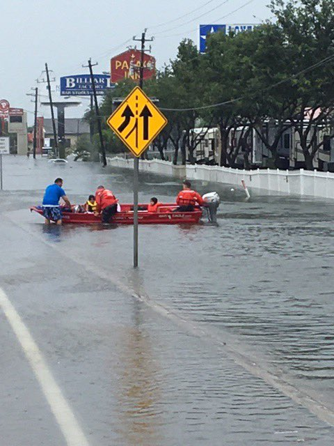 "<div class=""meta image-caption""><div class=""origin-logo origin-image none""><span>none</span></div><span class=""caption-text"">US Coast Guard Heartland Flood Punt Teams conducting urban search and rescue in the greater Houston area. (USCG Heartland)</span></div>"
