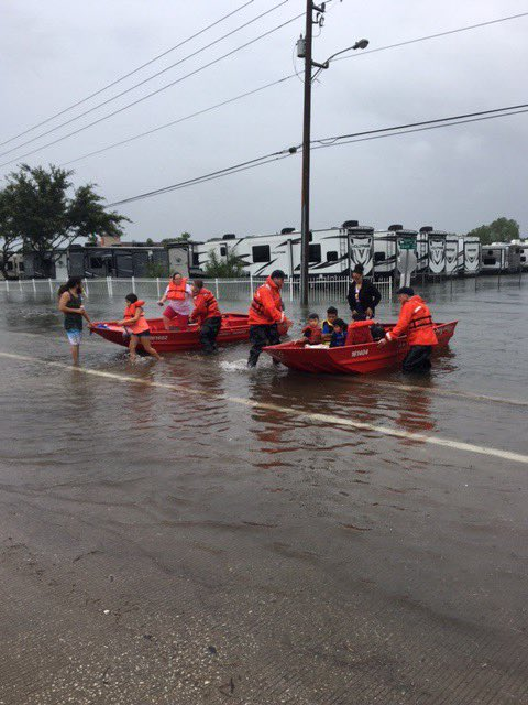 <div class='meta'><div class='origin-logo' data-origin='none'></div><span class='caption-text' data-credit='USCG Heartland'>US Coast Guard Heartland Flood Punt Teams conducting urban search and rescue in the greater Houston area.</span></div>