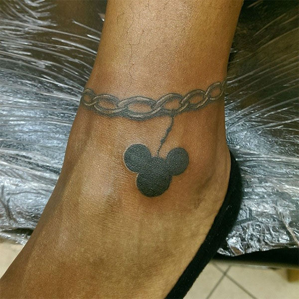 Mickey. <span class=meta>tattoosbychrisb / Instagram</span>