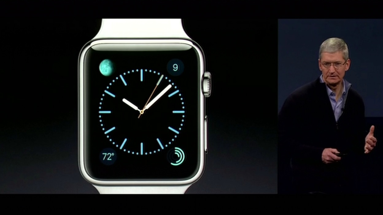 "<div class=""meta image-caption""><div class=""origin-logo origin-image kgo""><span>KGO</span></div><span class=""caption-text""> The Apple watch at the Apple Watch event in San Francisco on Monday, March 9, 2015. (KGO)</span></div>"