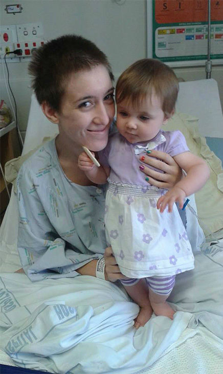 Vivian with her daughter Sophie. <span class=meta>(VivianandSophie &#47; Facebook )</span>
