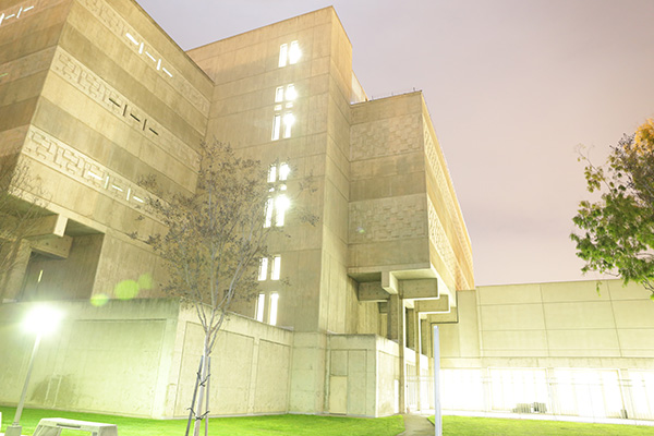 <div class='meta'><div class='origin-logo' data-origin='KABC'></div><span class='caption-text' data-credit='Orange County Sheriff's Department'>A photo of the exterior of the Orange County Central Men's Jail, which was built in 1968 and currently houses over 900 male inmates.</span></div>