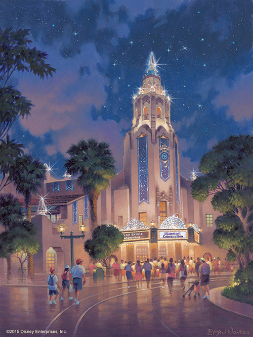 <div class='meta'><div class='origin-logo' data-origin='KABC'></div><span class='caption-text' data-credit=''>The Carthay Circle Theater at Disney California Adventure will feature diamond decorations for Disneyland's 60-year celebration.</span></div>