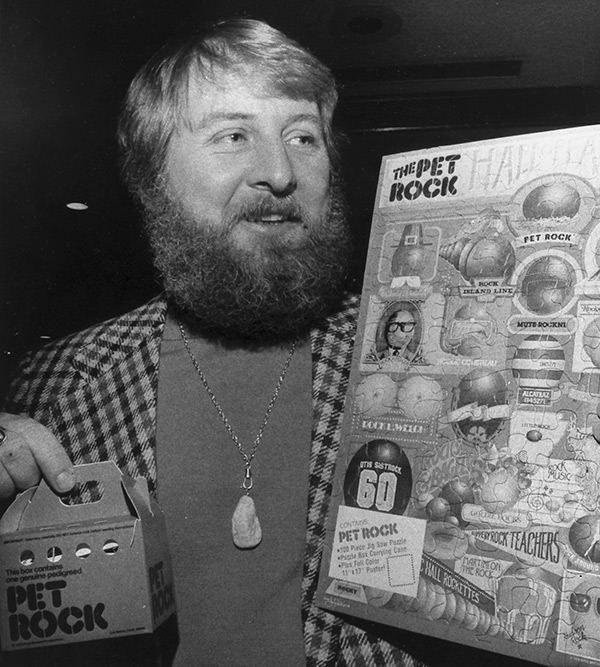 "<div class=""meta image-caption""><div class=""origin-logo origin-image none""><span>none</span></div><span class=""caption-text"">Gary Ross Dahl, the creator of the wildly popular 1970s fad the Pet Rock, died March 23, 2015, of chronic obstructive pulmonary disease. He was 78. (AP Photo/San Francisco Chronicle)</span></div>"