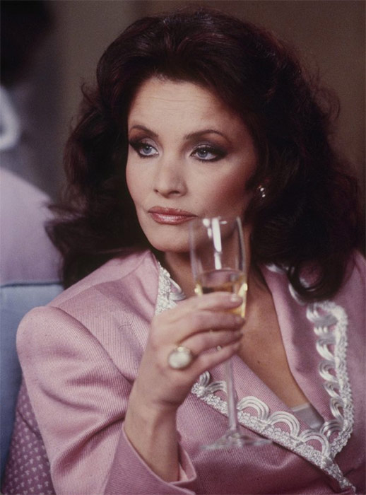 Actress Kate O'Mara, who played Joan Collins' sister Cassandra 'Caress' Morrell in 'Dynasty,' died on Sunday, March 30, 2014, after battling a short illness. She was 74. <span class=meta>ABC Photo Archives</span>