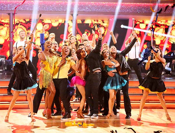 Dancing With The Stars Group Dance Video 47