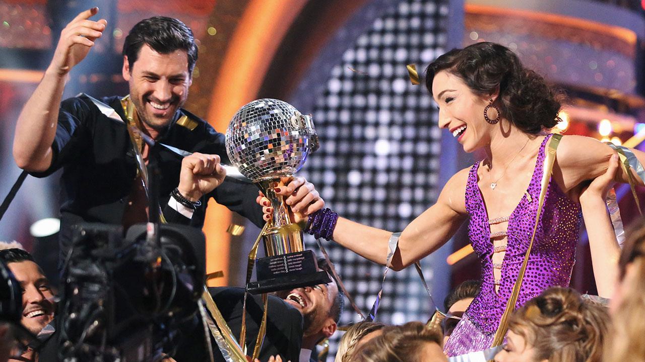 Meryl Davis Finally Opens Up About Maks Relationship: 'Dancing With The Stars' Finale: Meryl Davis, Maksim