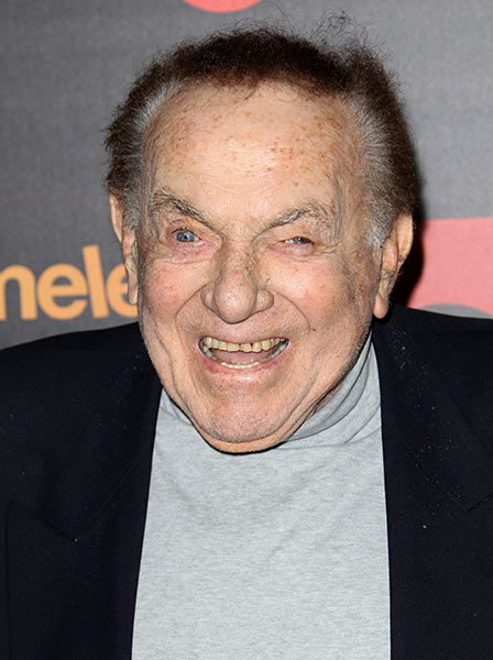 <div class='meta'><div class='origin-logo' data-origin='AP'></div><span class='caption-text' data-credit='Paul A. Hebert'>Jack Carter, whose brash comedy made him a television star, died of respiratory failure at his Beverly Hills, California home on Sunday, June 28, 2015.</span></div>