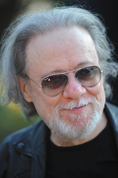 <div class='meta'><div class='origin-logo' data-origin='none'></div><span class='caption-text' data-credit='Richard Shotwell/Invision/AP'>Tommy Ramone, who was a co-founder and the last living member of the Ramones, died Friday, July 11, 2014. He was 65.</span></div>