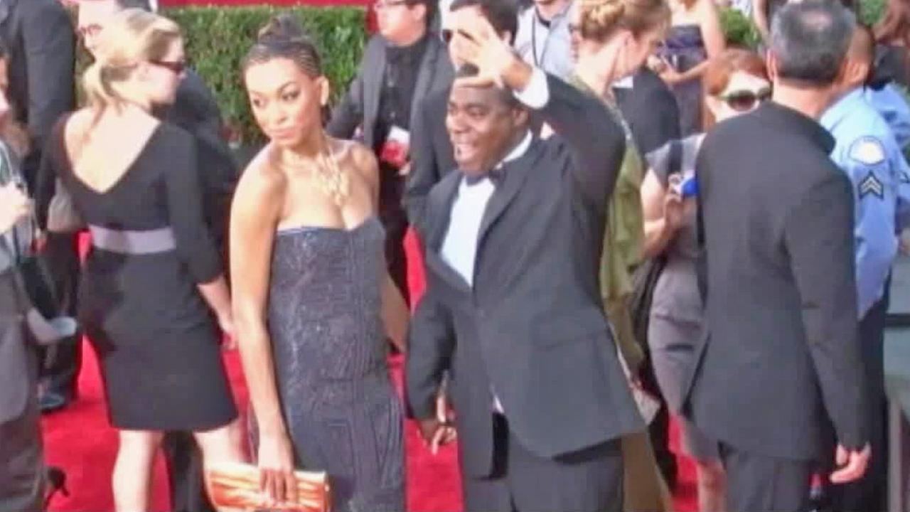 Tracy Morgan is seen in this undated file photo.
