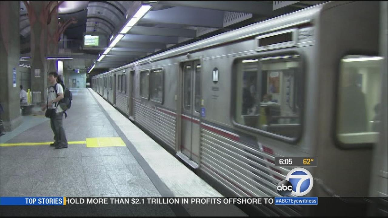 More than half of the 88 stations in the Los Angeles Metro area received a grade of B or higher in a new study by UC Berkeley researchers and Next 10.