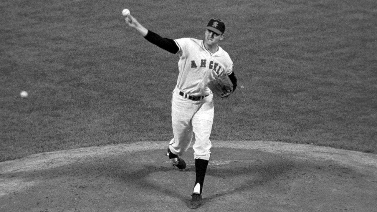 Dean Chance, who won the 1964 Cy Young Award and later pitched a no-hitter, died Sunday, Oct. 11, 2015.. He was 74.AP Photo