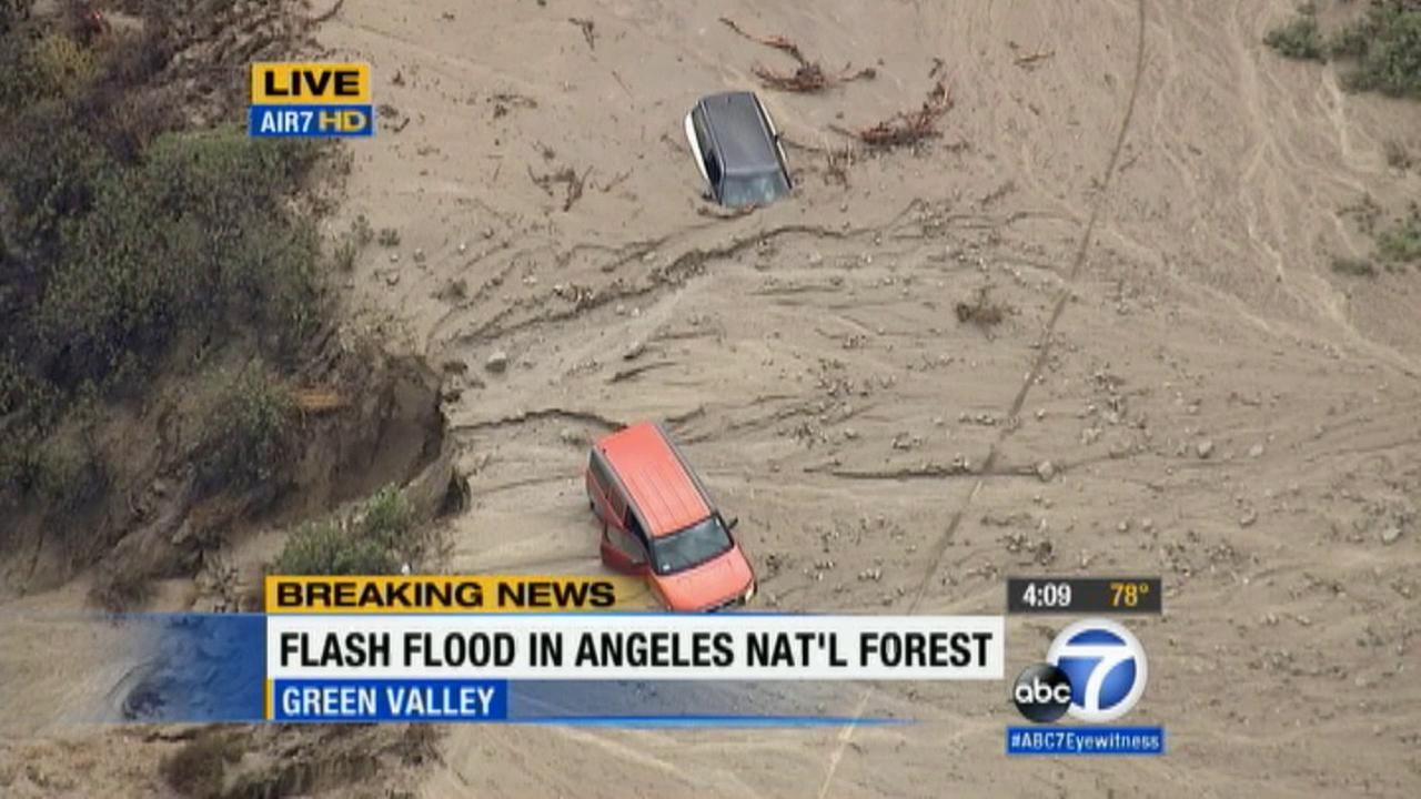 Flash Flood Warning for the Antelope Valley 8/30/13 - YouTube  |Antelope Valley Flash Flood