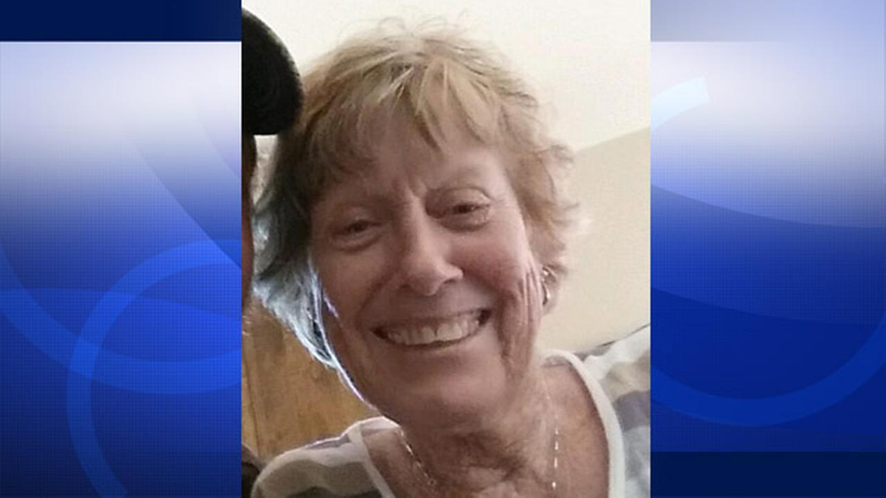 Joan Weymouth, 72, is seen in this file photo provided by the Riverside Police Department Saturday, Oct. 17, 2015.