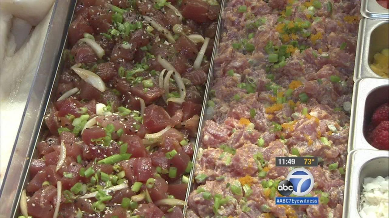 Beyond pumpkin spice, Hawaiian poke is the latest food craze to hit Southern California with local eateries creating a wide variety of poke possibilities.