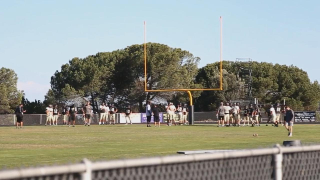 Palos Verdes Peninsula High School ends varsity football season due to injuries