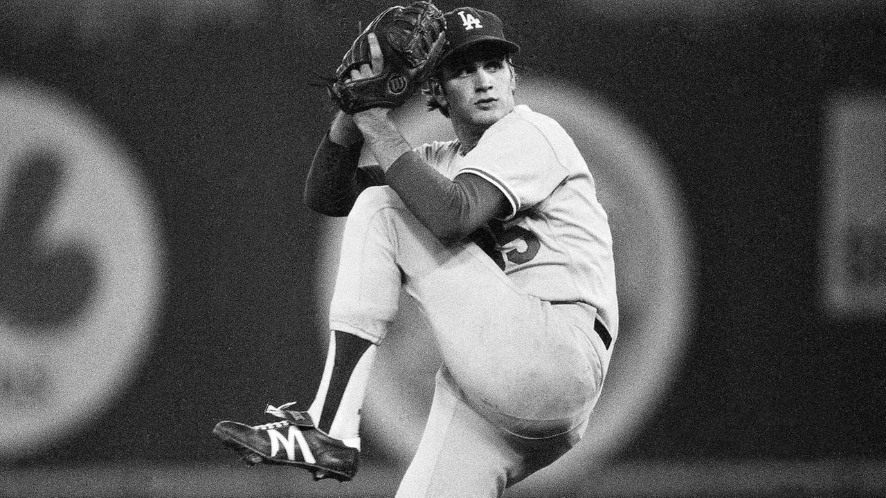 Bob Welch, former pitcher for the Los Angeles Dodgers and the Oakland Athletics, died Monday, June 9, 2014, in Seal Beach, Calif. He was 57. <span class=meta>(AP Photo&#47;Kennedy)</span>