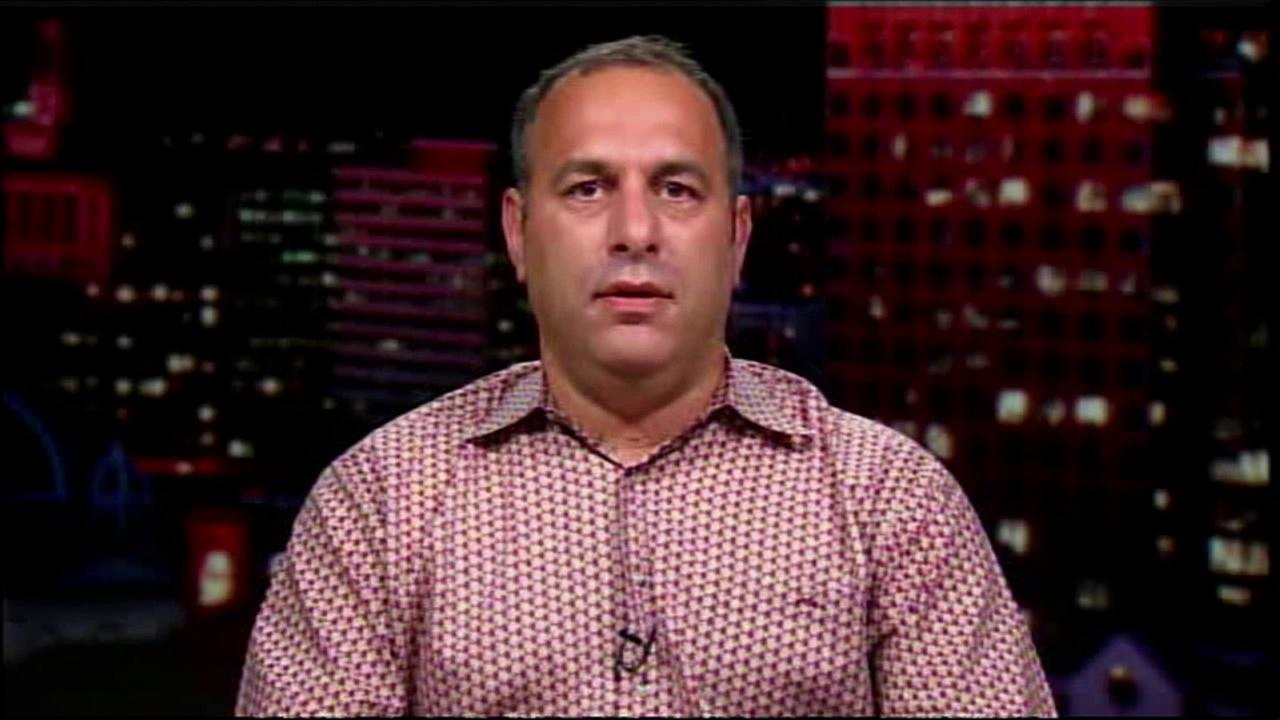 Jason Buzi, the man behind Hidden Cash, is seen in an interview.