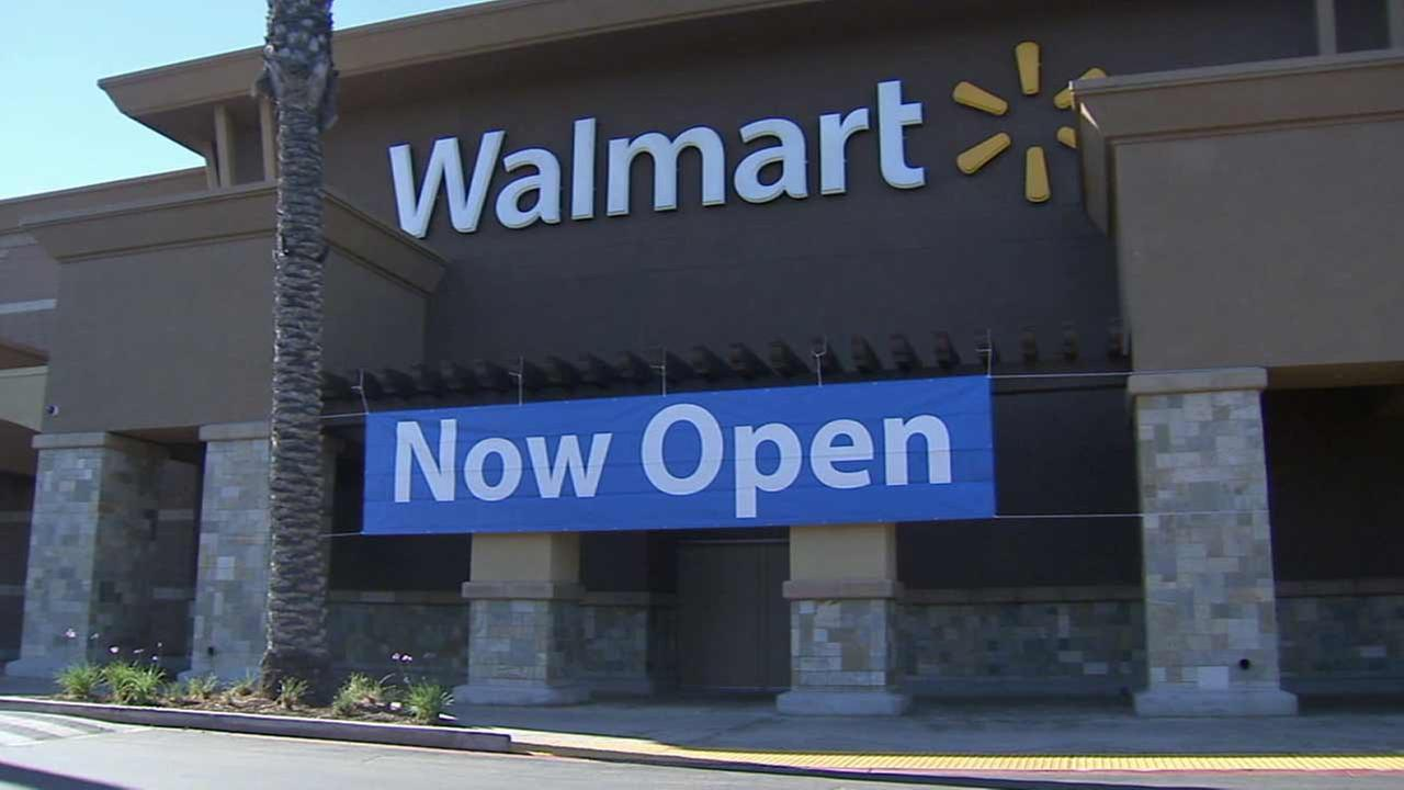 Walmart reopened in the 8500 block of Washington Boulevard in Pico Rivera on Friday, Nov. 6, 2015.