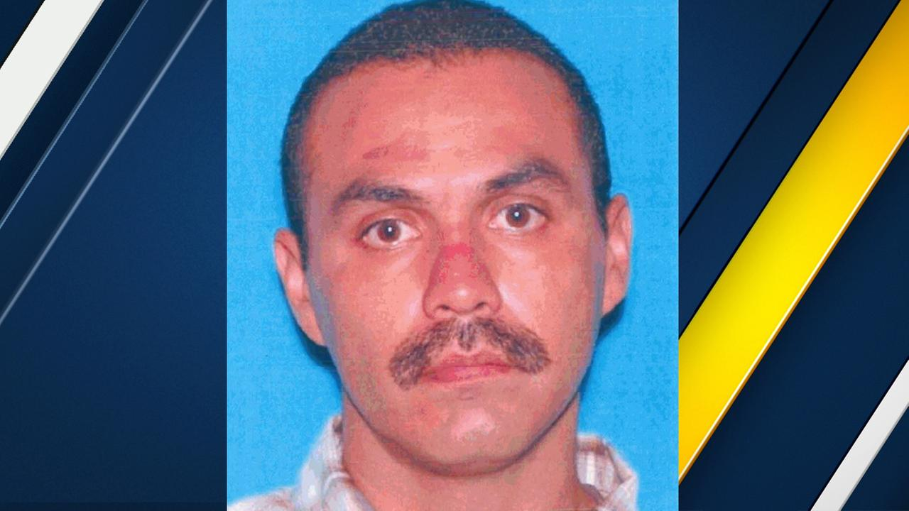Miguel Cano is seen in this photo from the California Department of Motor Vehicles.