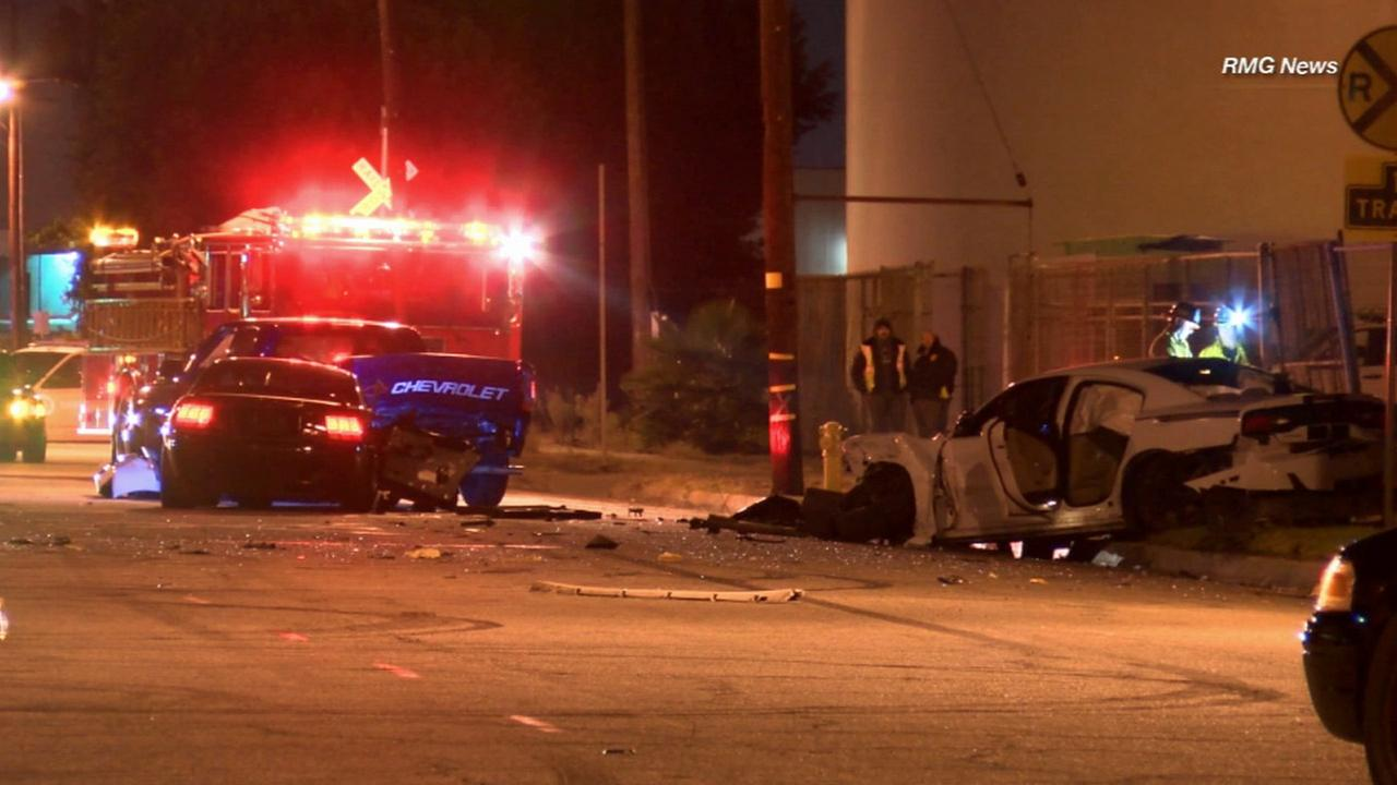 Street Car Racing: 3 Dead, 2 Injured In Suspected Street-racing Crash In