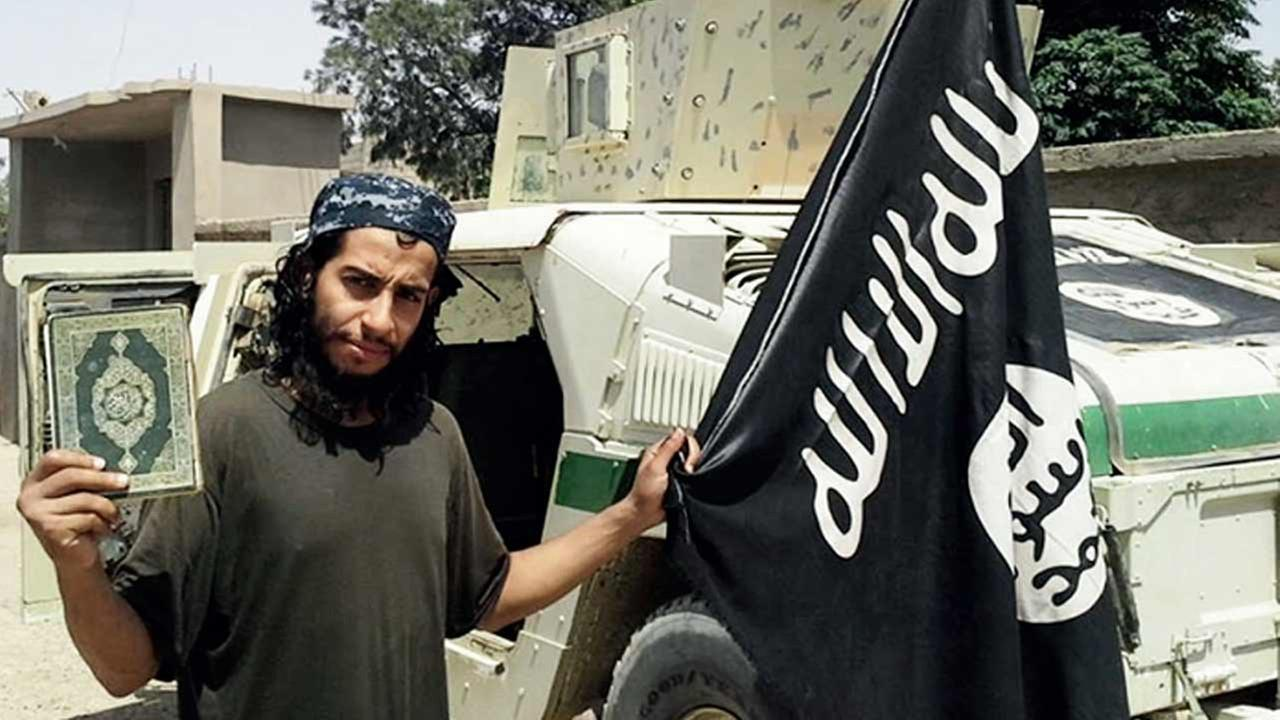 Belgian citizen Abdelhamid Abaaoud was identified by French authorities on Monday Nov. 16, 2015, as the presumed mastermind of the terror attacks last Friday in Paris.