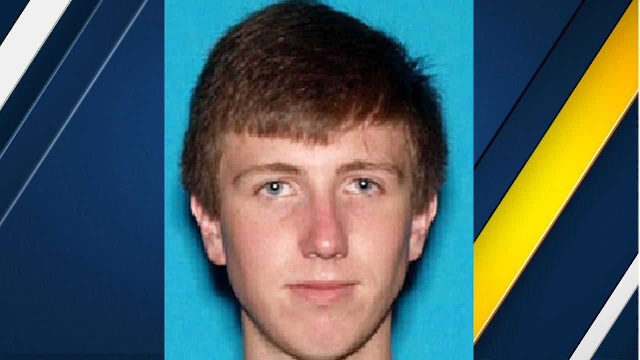 UCLA graduate student Michael David Meyers is seen in a file photo provided by the Los Angeles Police Department.