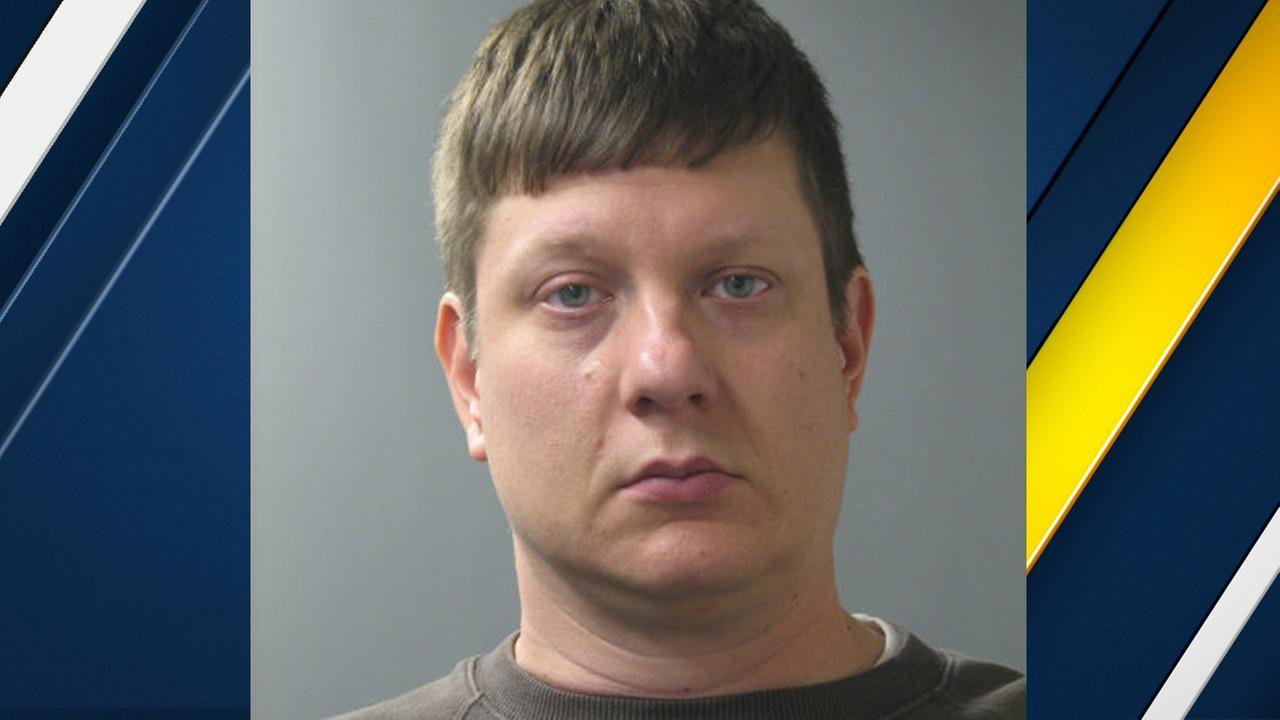 Chicago officer Jason Van Dyke is seen in a mugshot photo from the Cook County State Attorneys Office.
