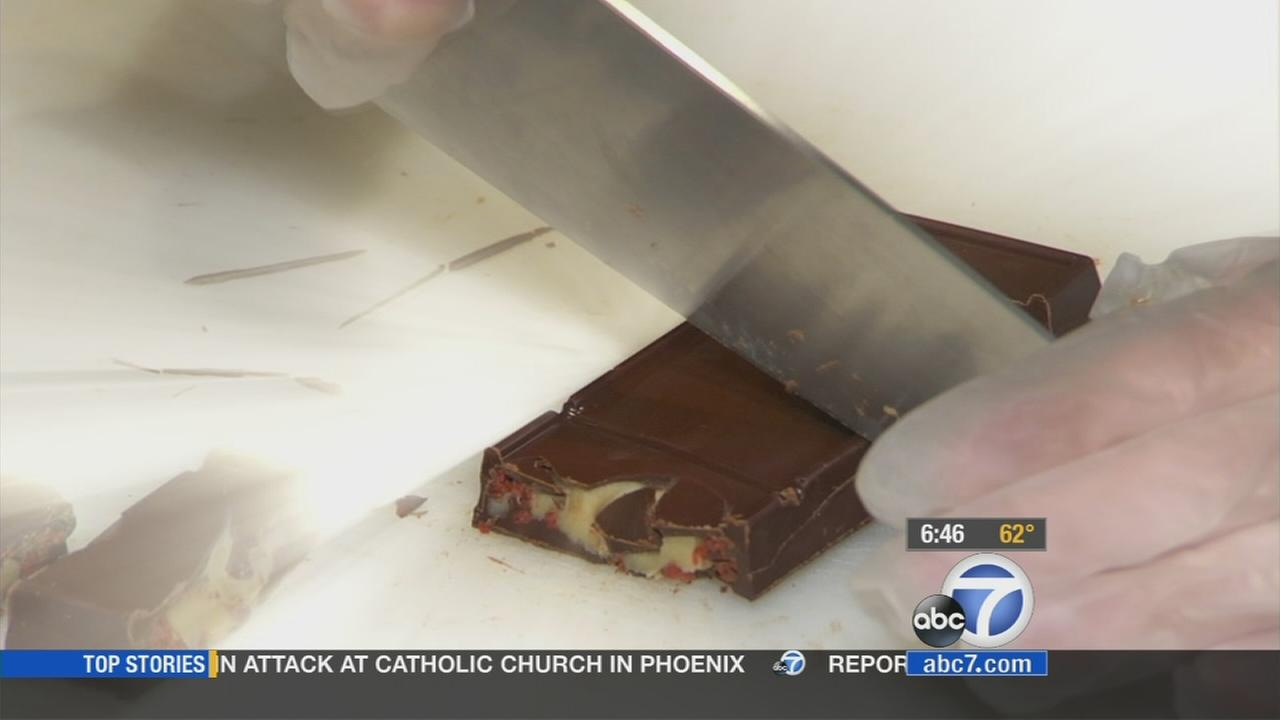 Eye on LA reveals chocolate factory in LA