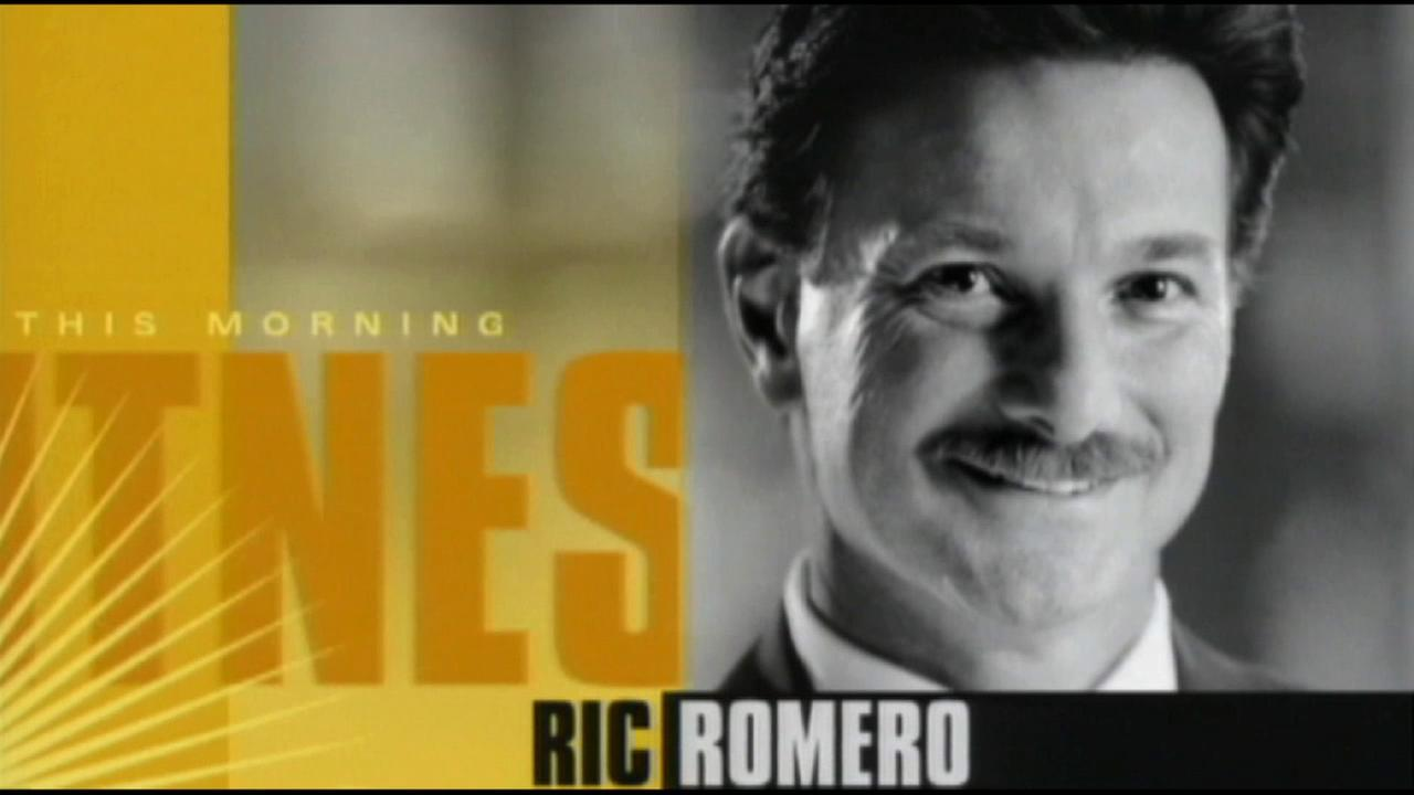 Ric Romero retires after 25 years at ABC7