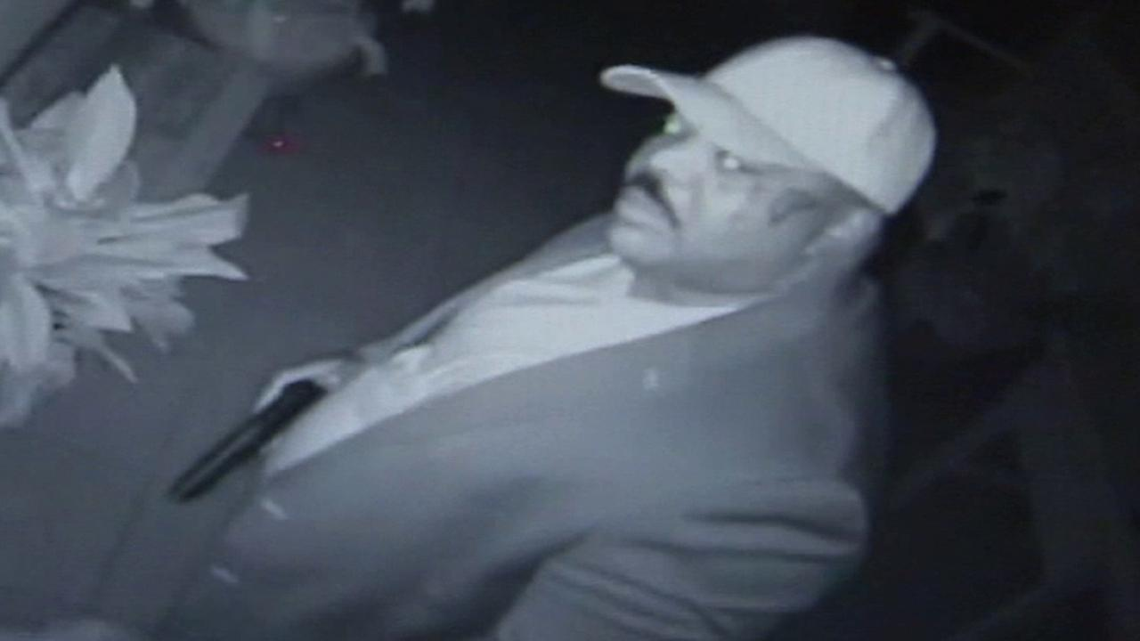Los Angeles police said this man is impersonating an officer and fondling women in the Hollywood area.