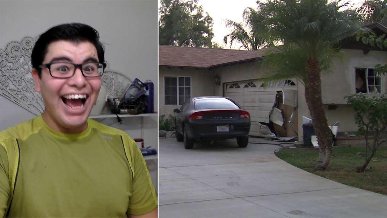 Authorities raided the Riverside home of Enrique Marquez (left) on Saturday, Dec. 5, 2015. Marquez allegedly purchased two assault rifles used in the San Bernardino attack.