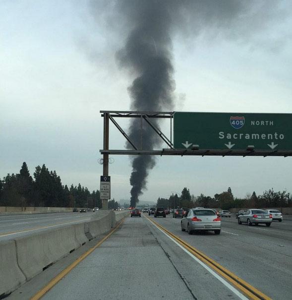 Car Accident Nov    Freeway