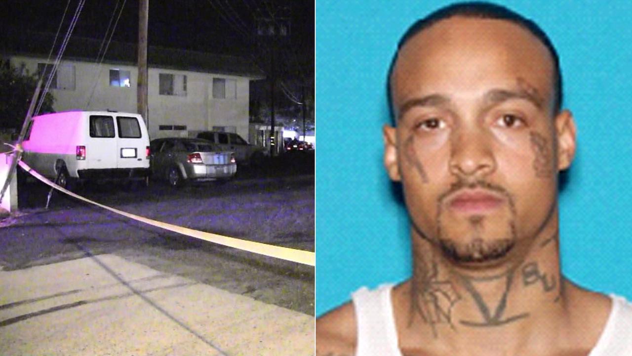 Man Shot To Death Outside San Bernardino Apartment Complex