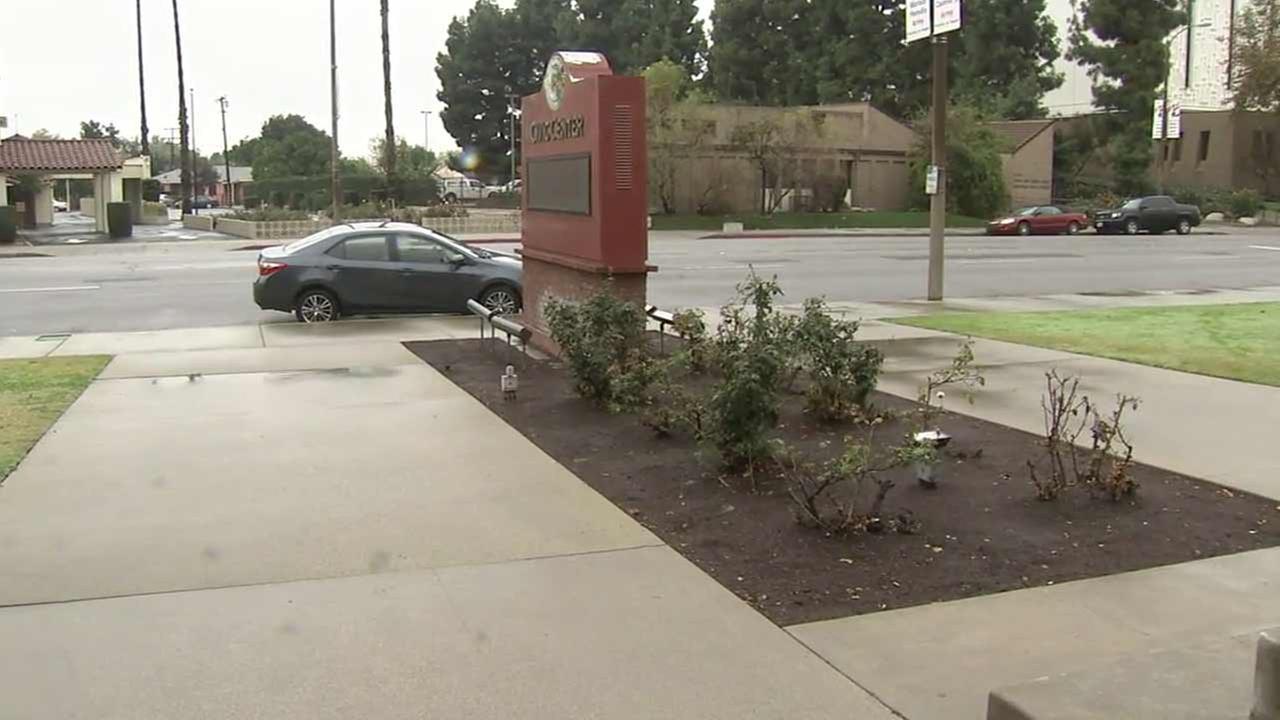 The El Monte Police Department is located at 11333 Valley Boulevard in El Monte.