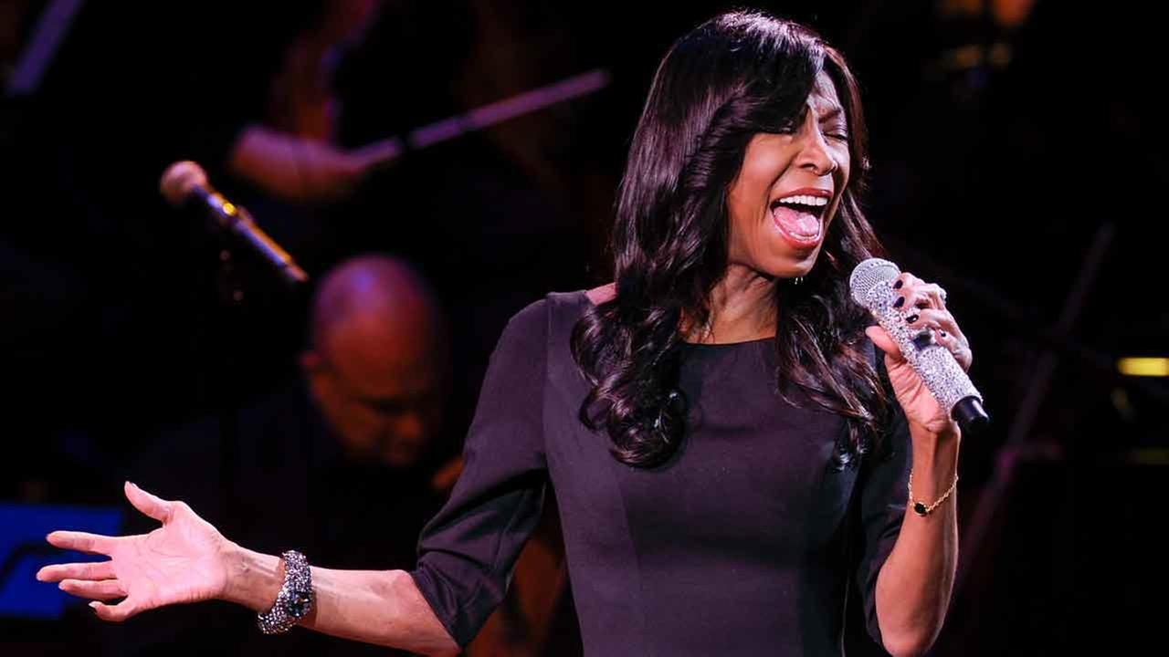 Natalie Cole performs at An Evening of SeriousFun Celebrating the Legacy of Paul Newman, hosted by the SeriousFun Childrens Network at Avery Fisher Hall, Monday, March 2, 2015.