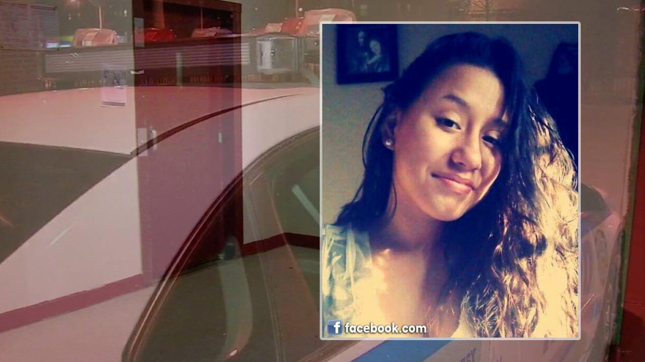 Destiny Garcia, 15, has been charged with two counts of second-degree murder and two counts of criminal possession of a weapon.