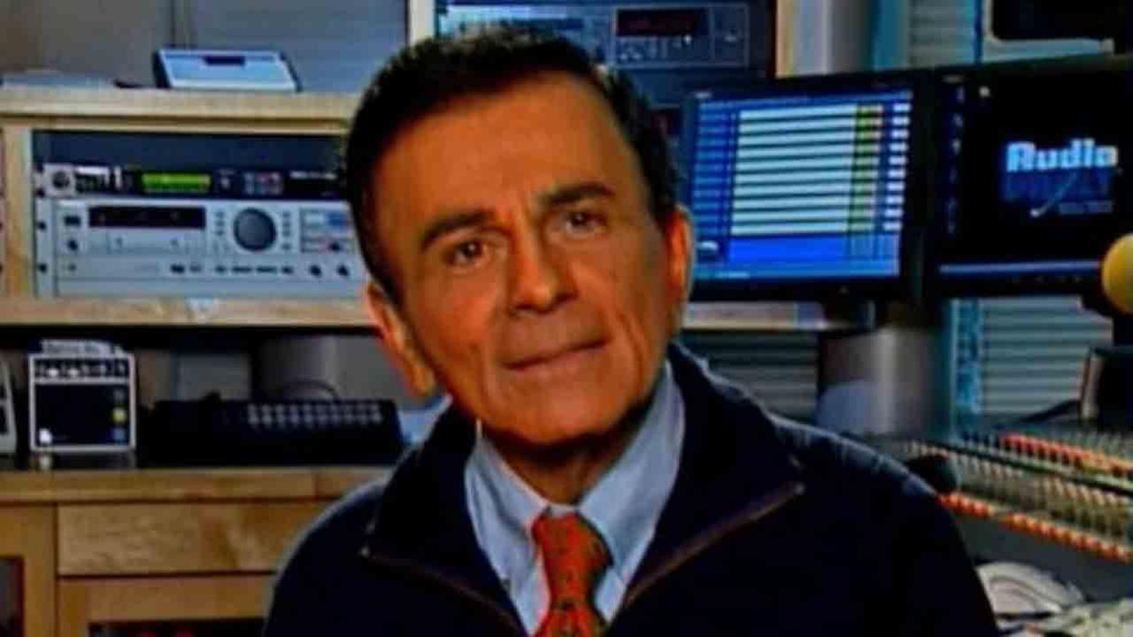 Famed radio host Casey Kasem died at a hospital in Gig Harbor, Wash. on Sunday, June 15, 2014. He was 82.