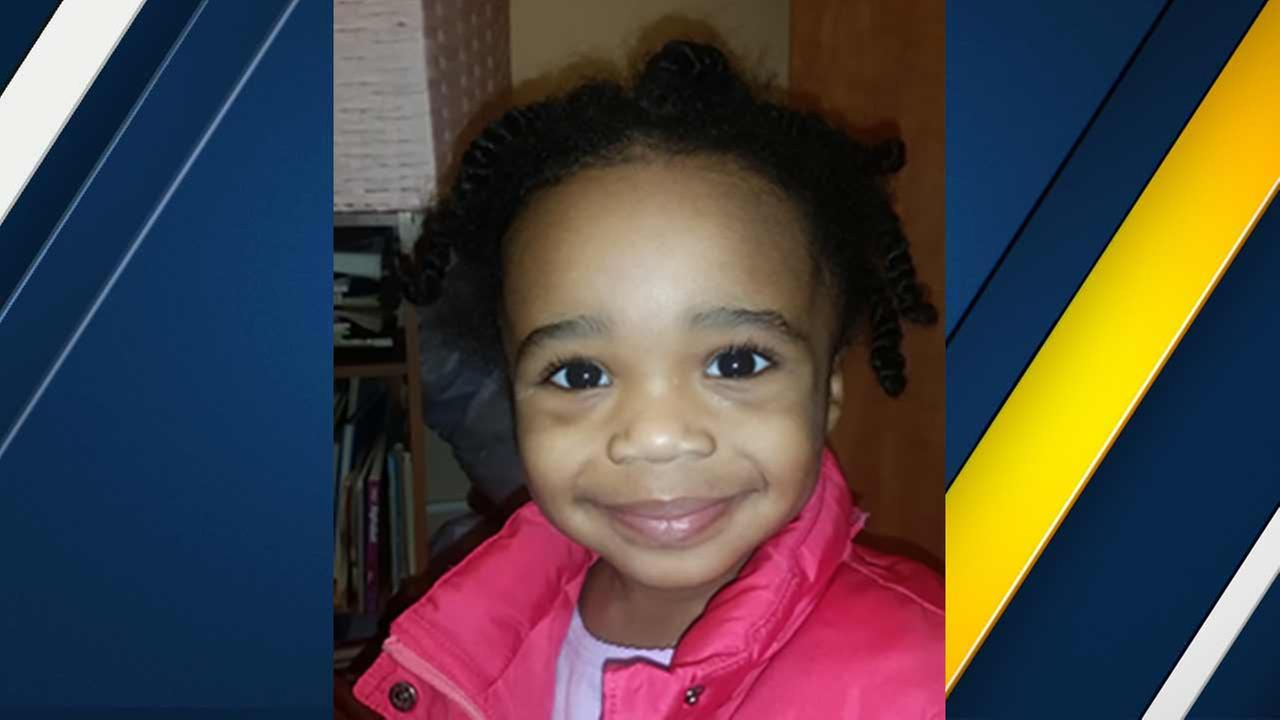 A toddler was found wandering alone near an apartment complex in the 5400 block of Tujunga Avenue in North Hollywood Tuesday, Jan. 12, 2016.