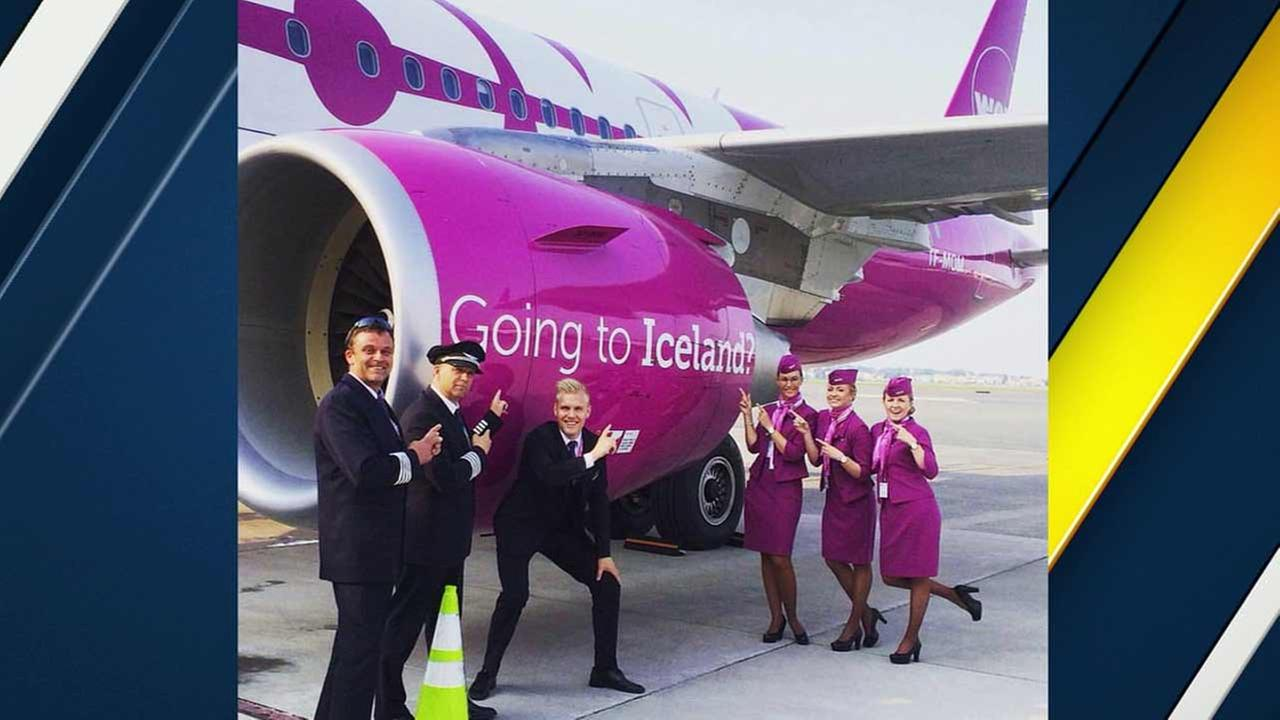 WOW air announced it will be offering services to Los Angeles International Airport beginning in the summer of 2016.