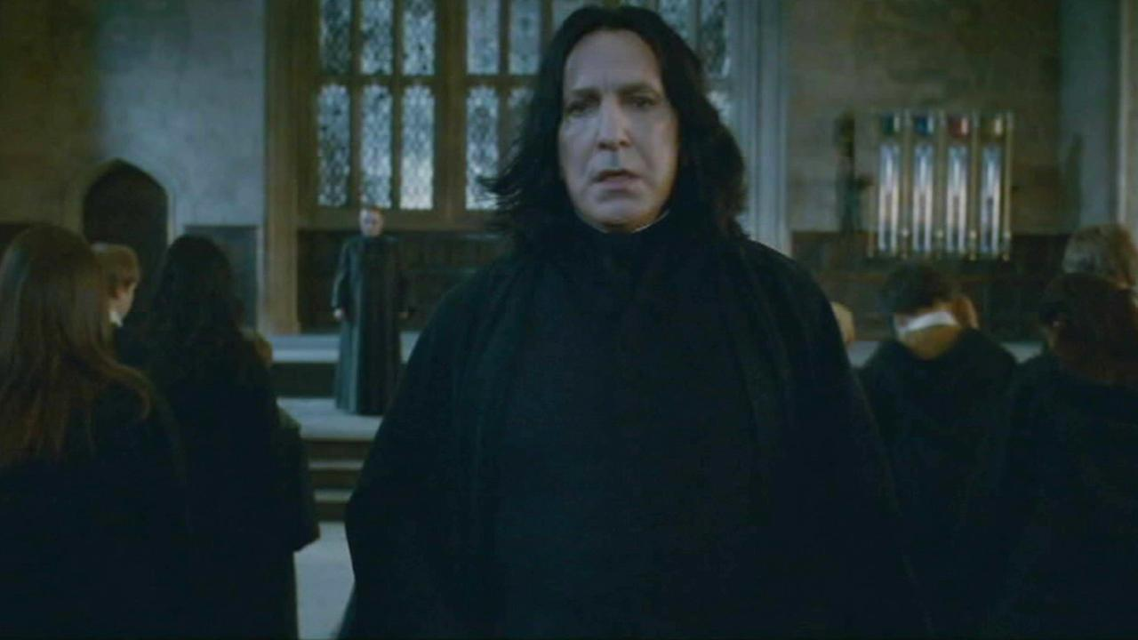 Actor Alan Rickman, who played Severus Snape in the Harry Potter films, has died at 69, his family announced Thursday, Jan. 14, 2016.