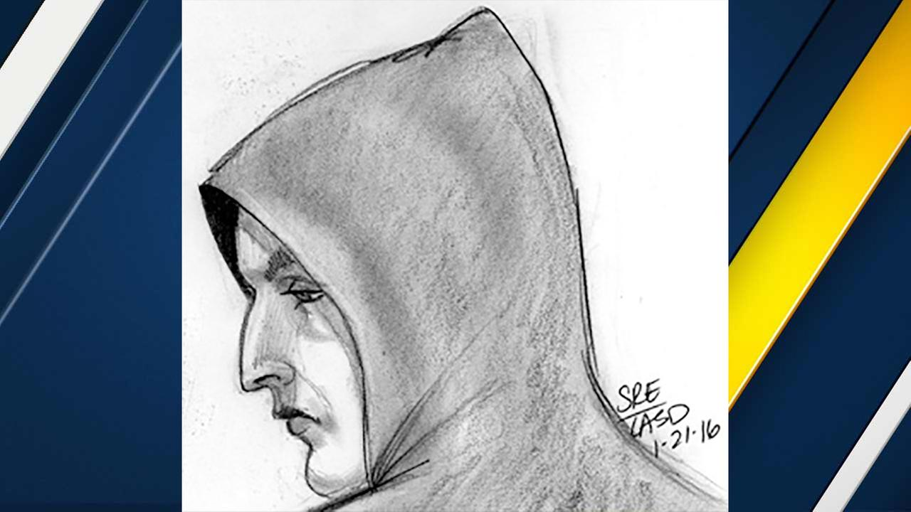 Santa Monica police released a composite sketch of a suspect who allegedly sexually assaulted a woman along the 1600 block of the beach on Wednesday, Jan. 13, 2016.