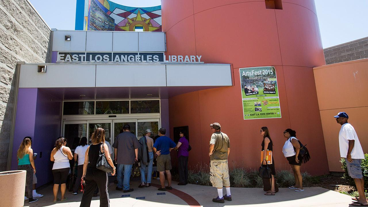 LA Public Library to offer 2-week amnesty program for overdue books