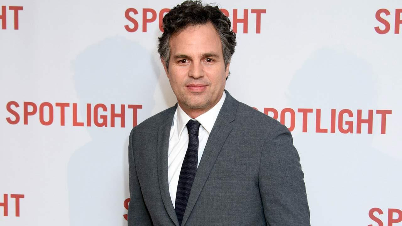 Mark Ruffalo poses for photographers upon arrival at the premiere of the film Spotlight at a central London venue, London, Wednesday, Jan. 20, 2016.