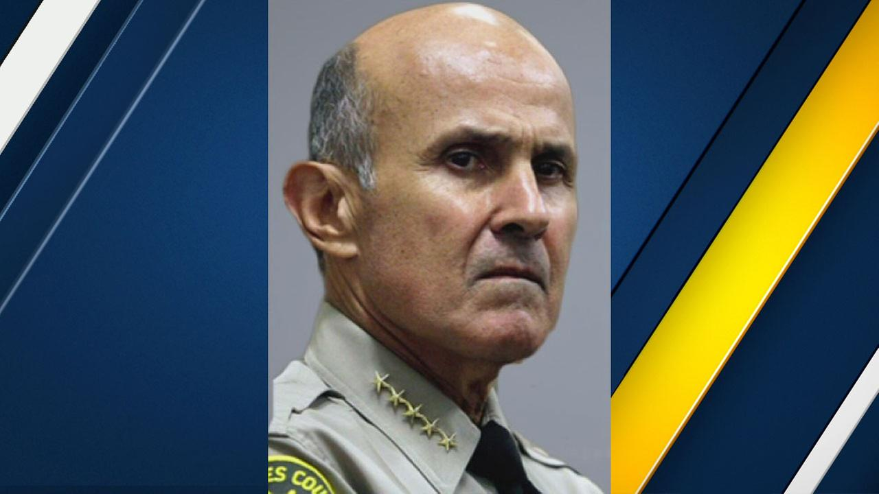 Former Los Angeles County Sheriff Leroy Lee Baca is shown in an undated image.